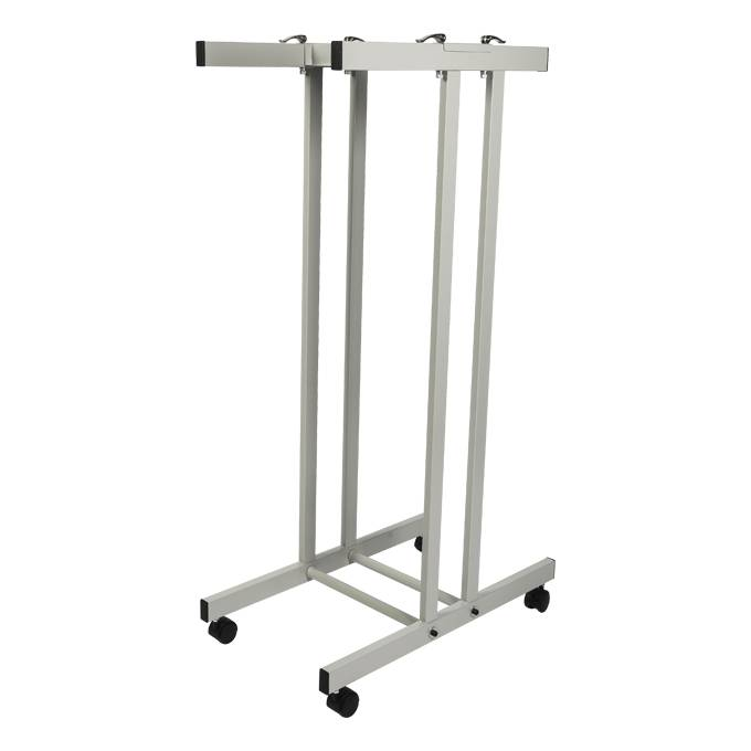 Draftex DPTA010 A0 Trolley (10 Plan Clamp Capacity)