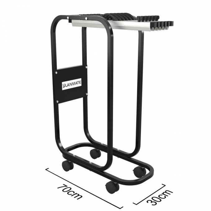 Planmate A1 SPACE SAVER Trolley
