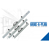 Hang-A-Plan Plan Binders
